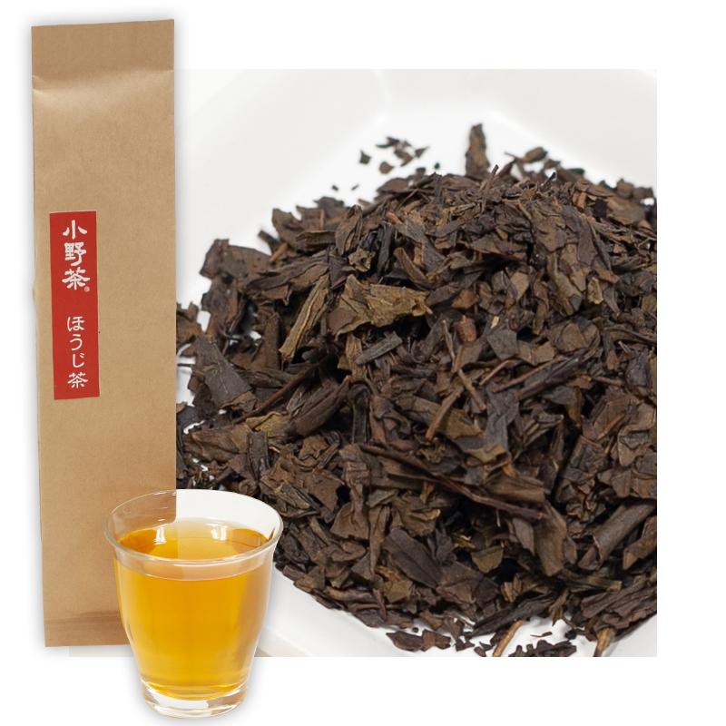 小野茶「ほうじ茶」80g画像1