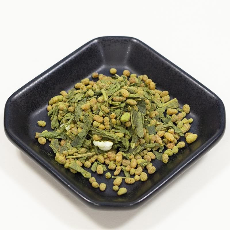 小野茶「抹茶入り玄米茶」150g画像3