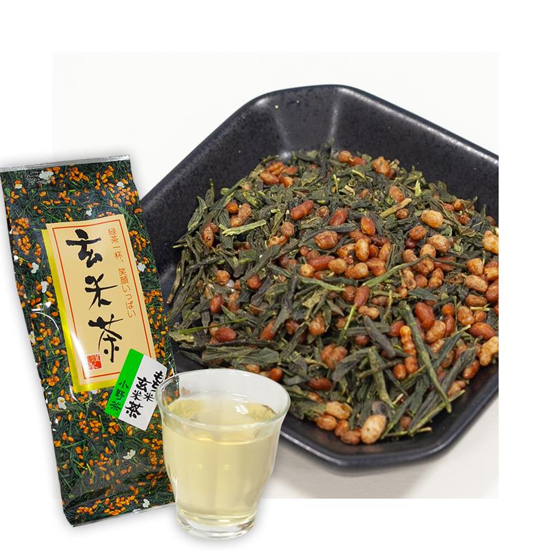 玄米茶「もち米玄米茶」150g画像1