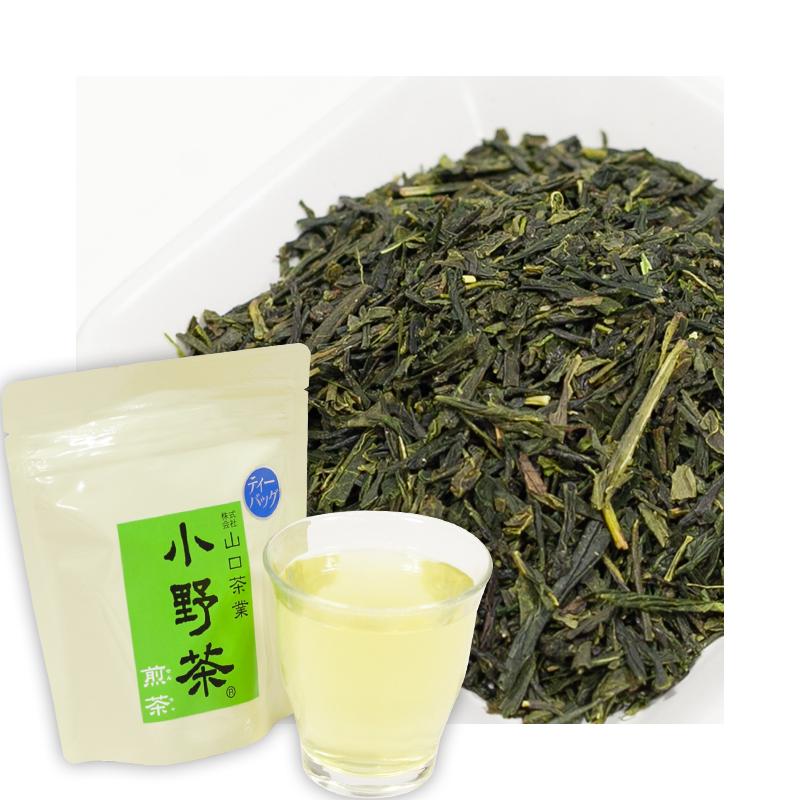 煎茶「小野茶」2g20包 ティーパック画像1