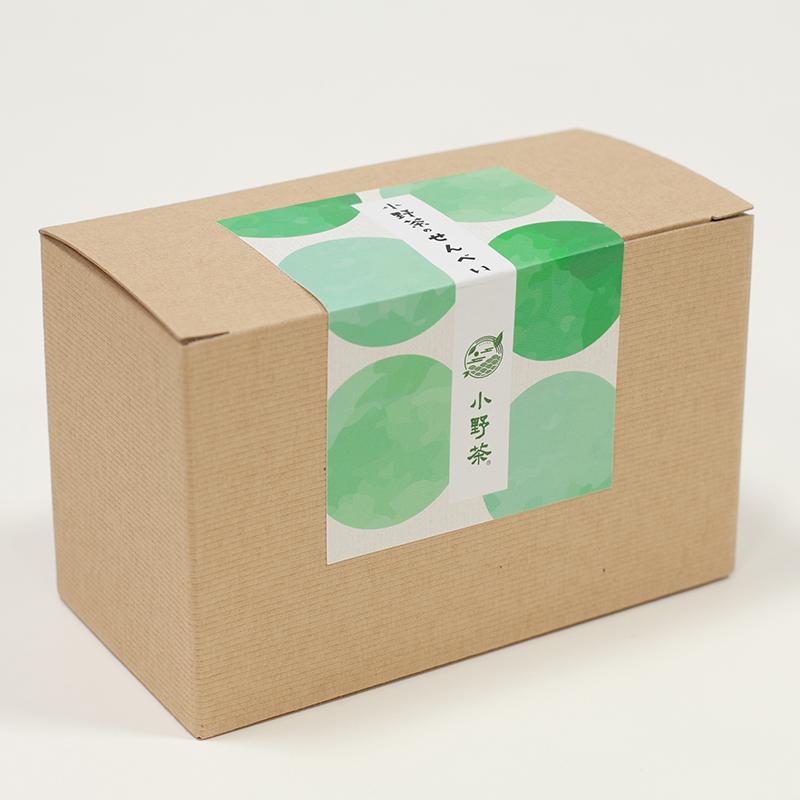 小野茶「お茶せんべい」12枚入り画像3