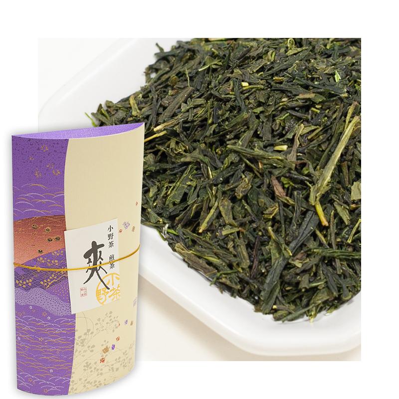 小野茶ギフト「上煎茶 爽」70g画像1