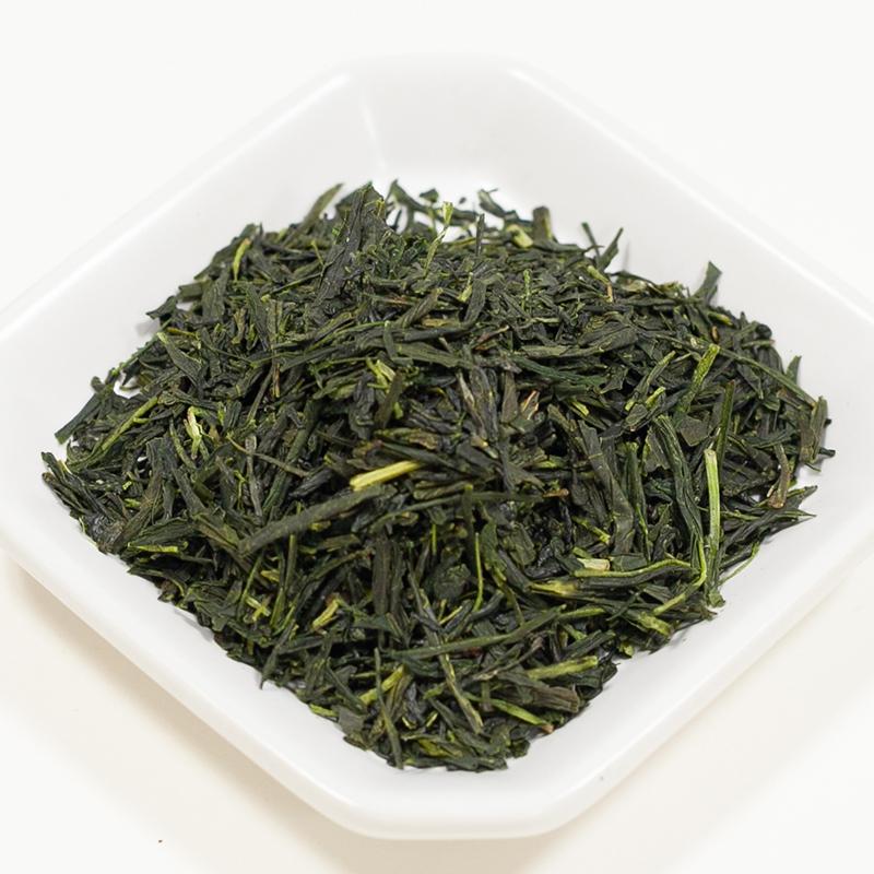 小野茶ギフト「翆連100g」「小野茶麺300g2袋」セット画像3
