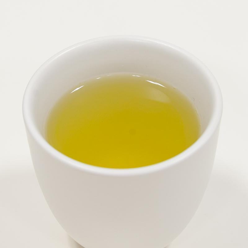 小野茶ギフト「上煎茶100g」「釜炒り茶50g」2缶画像2