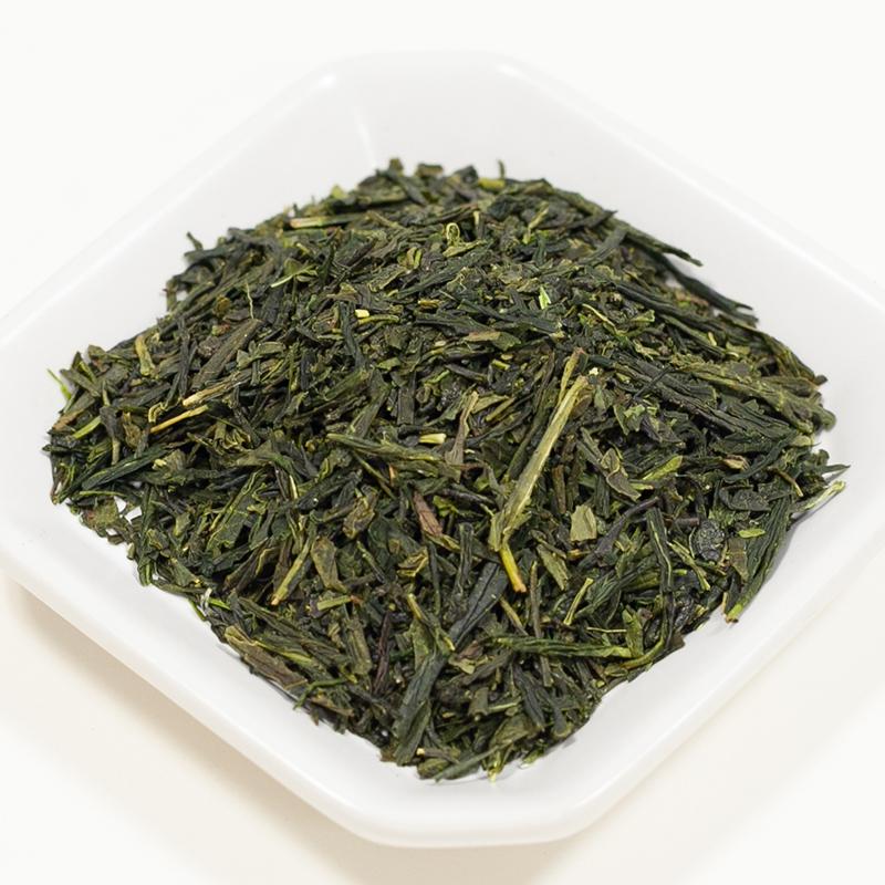 小野茶ギフト「上煎茶100g」「釜炒り茶50g」2缶画像3