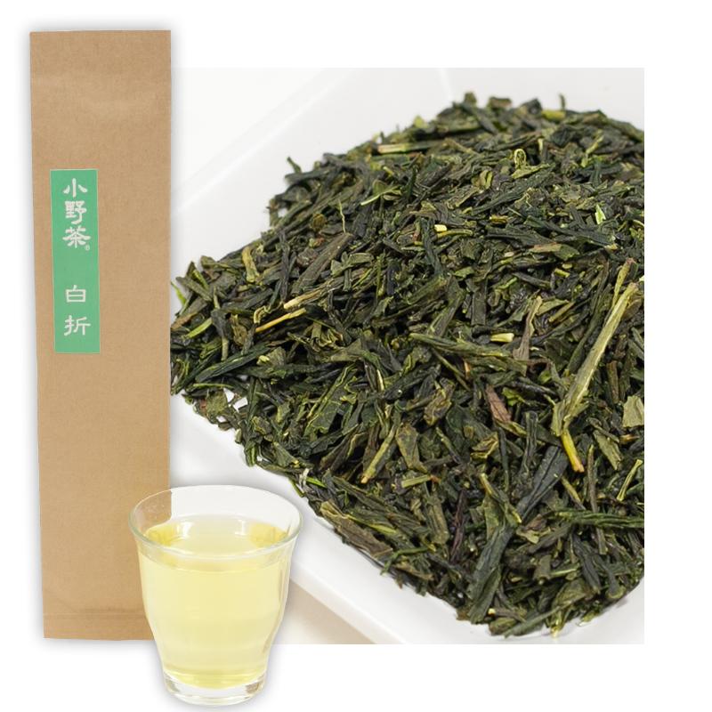 小野茶「白折」70g画像1